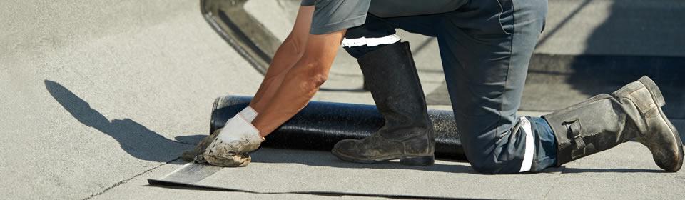 Dakinspectie en dakonderhoud door dakdekker