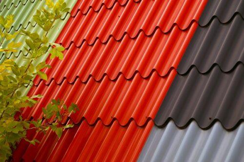 dak coating aangebracht na dakreiniging